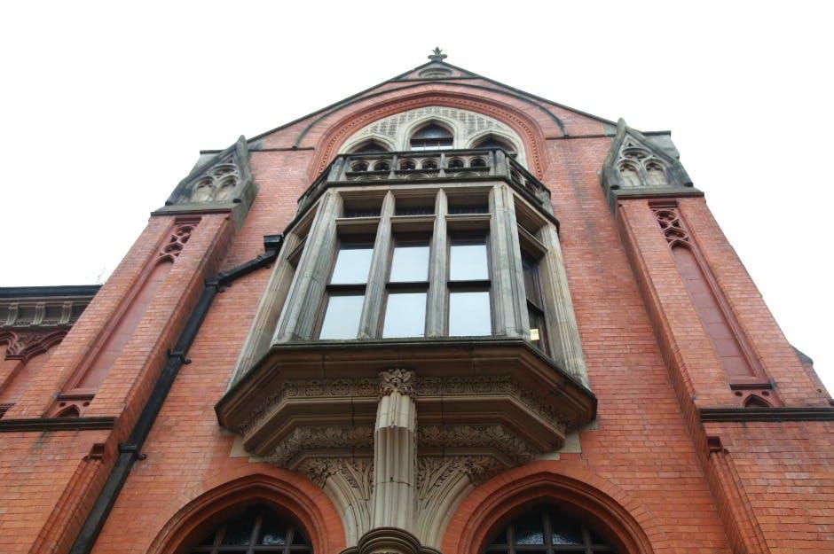 Birmingham School of Art front view