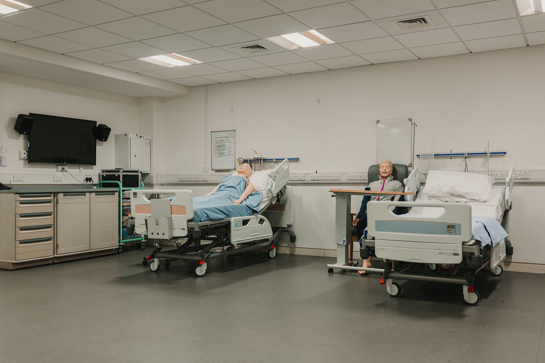 Nursing and Midwifery facilities - 1 adult ward