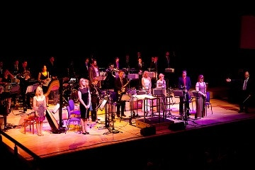 Up From the Skies: Birmingham Conservatoire Jazz Orchestra Plays Jim McNeely