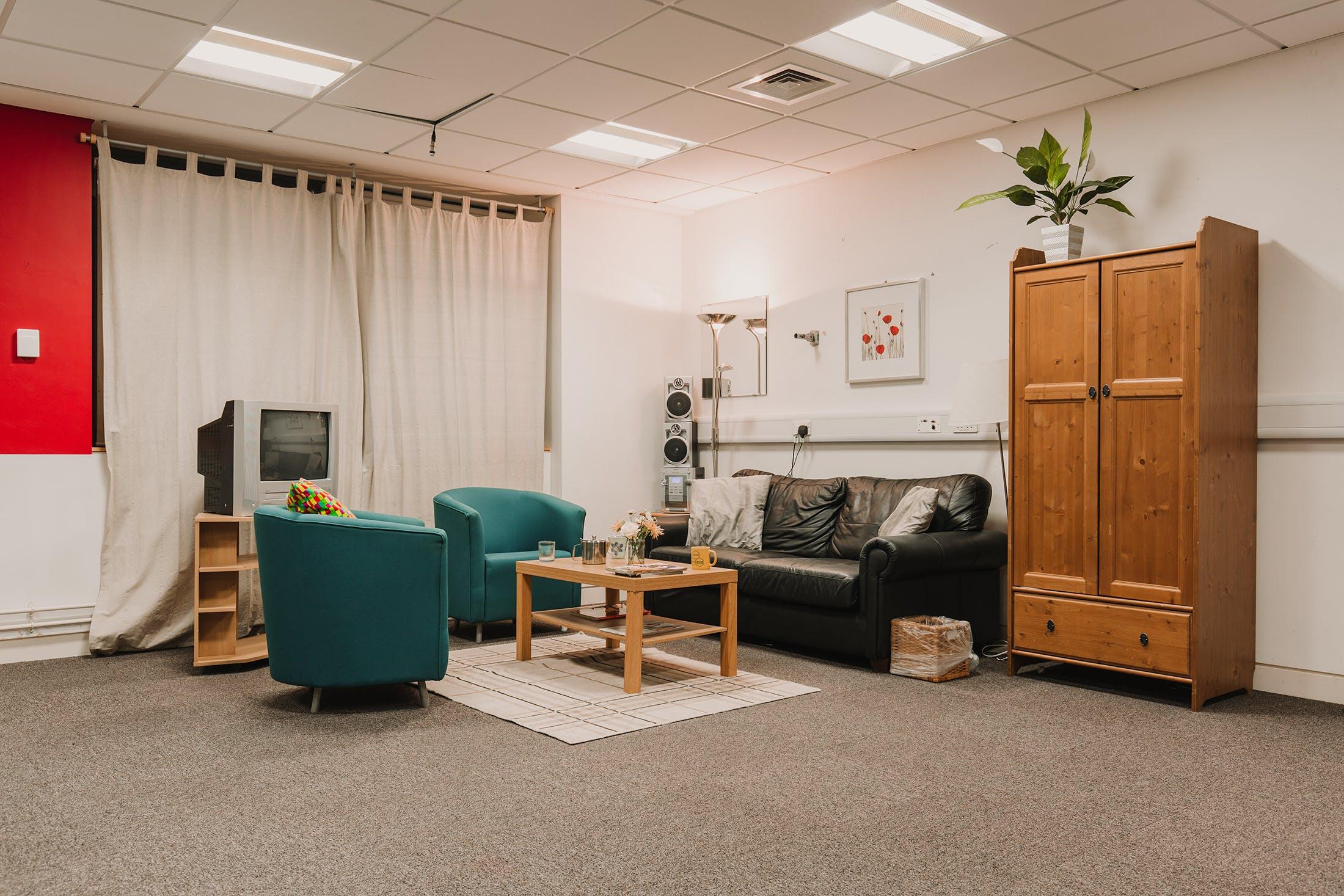 Nursing and Midwifery facilities - 10 home environment