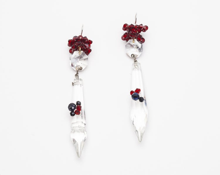 Earrings by Nanna Grønborg