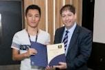 Birmingham City University International Summer School Graduation