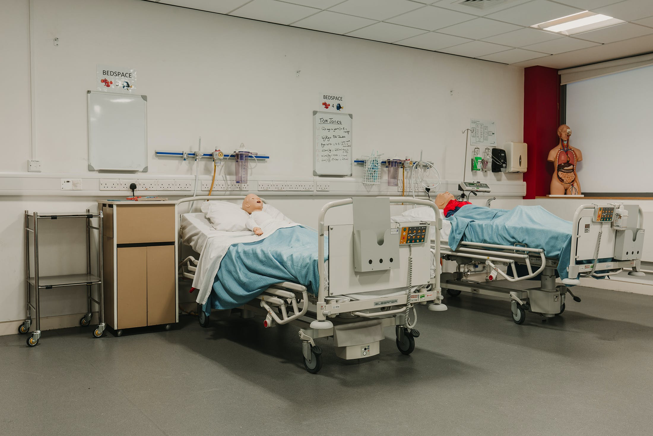 Nursing and Midwifery facilities - 2 child ward