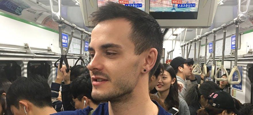 Sam in Seoul