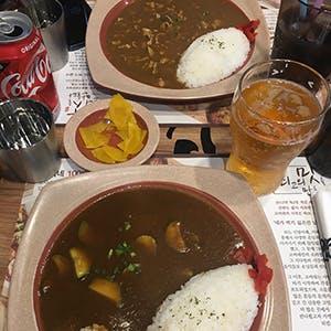 Korean curry blog 300 X 300