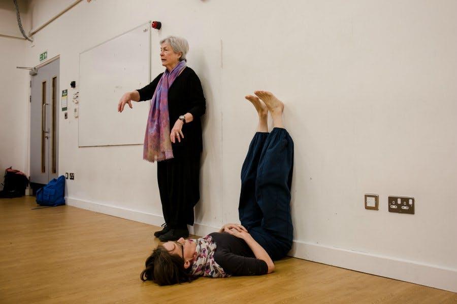 Kristin Linklater Gallery 1