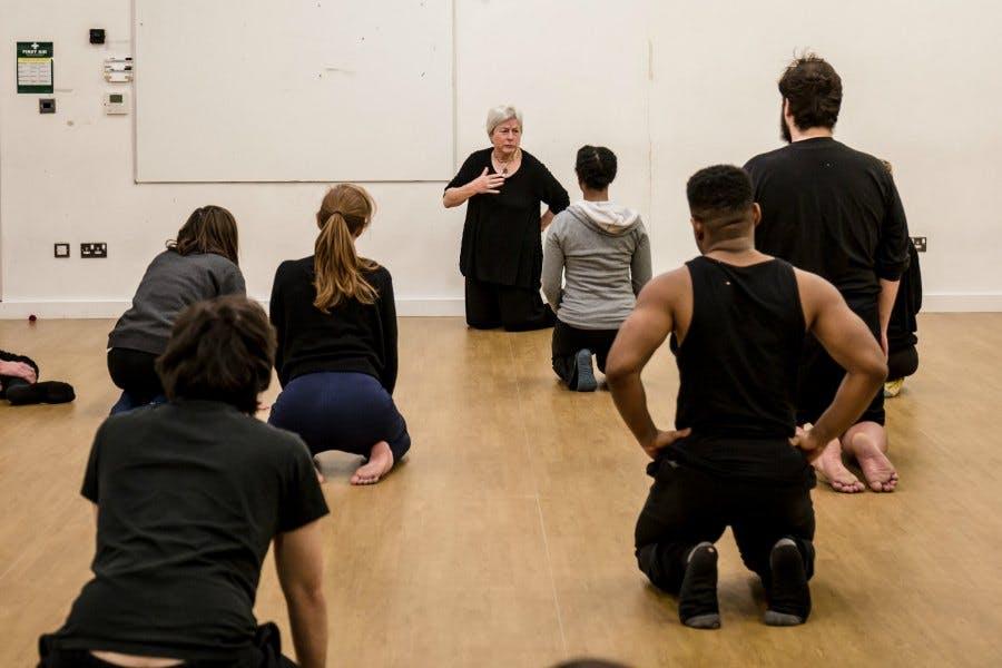 Kristin Linklater Gallery 10