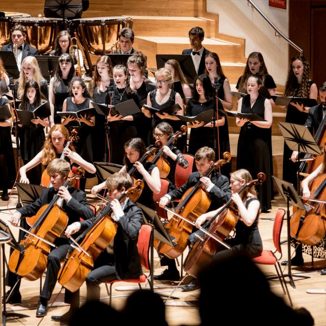 Junior Conservatoire Orchestral Concert