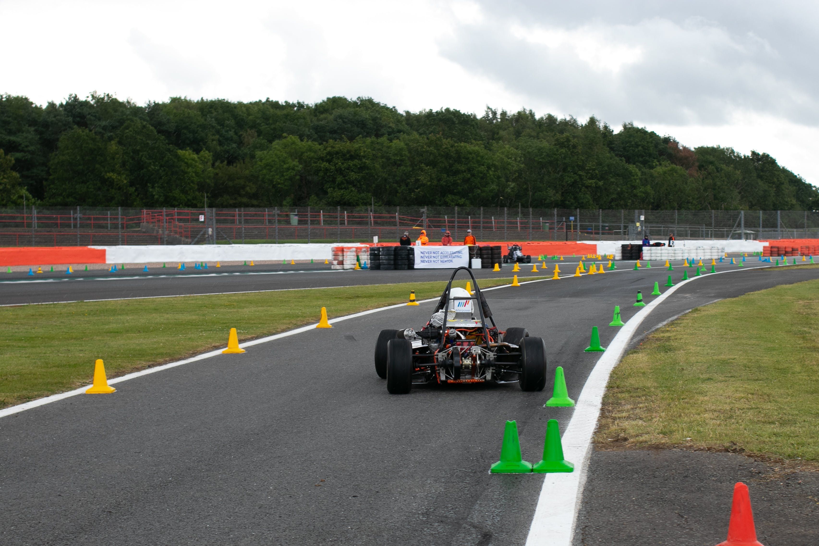 IMechE (2) BCU Racing at Silverstone
