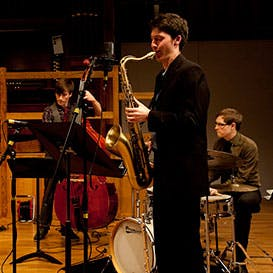Conservatoire Events Live Jazz Broadcast
