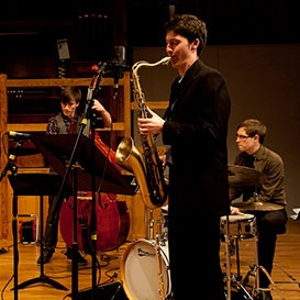 Conservatoire Events Live Jazz Broadcast