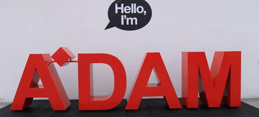 Hello I'm ADAM