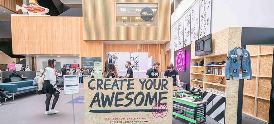 Birmingham Design Festival 2019- Awesome Merch