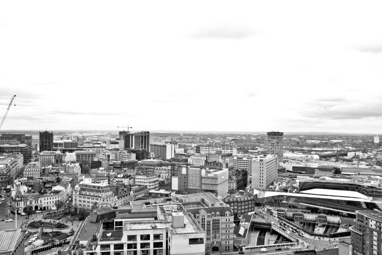 Built Environment Birmingham Site Visit Image
