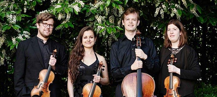 Castalian-String-quartet