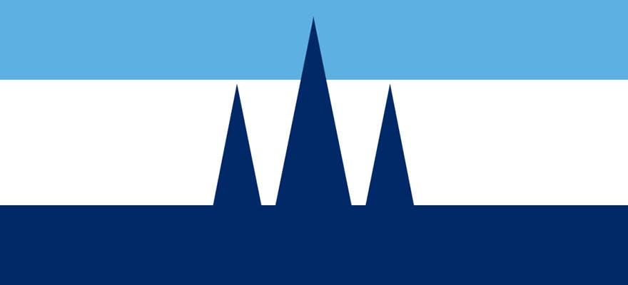 Luke Carvill coventry flag design.