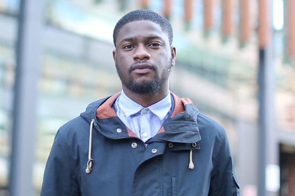 Image of David Tenkoramah