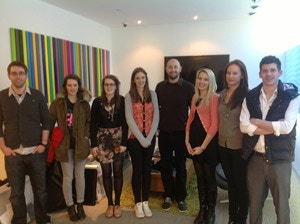 Students shortlisted in store design competition for The green room birmingham