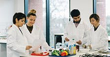 Health sciences - student experience - employability