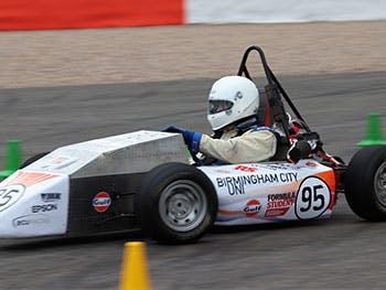 IMechE (resized) BCU Racing at Silverstone