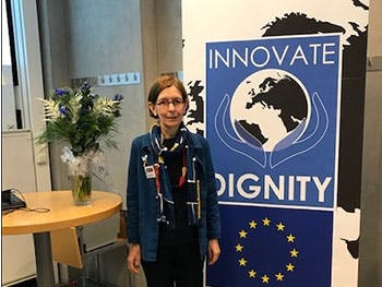Launch of Innovate Dignity photo