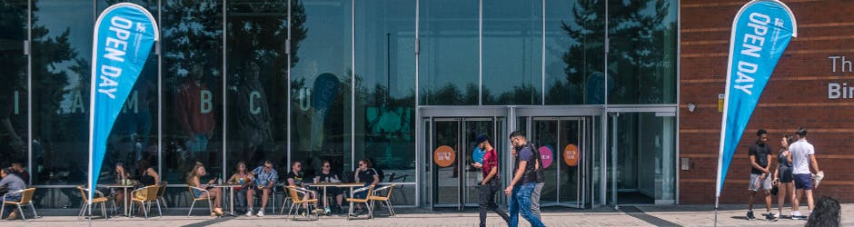 Clearing Open Day 2019