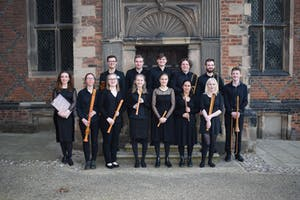 RBC Early Music Department at Aston Hall, 2019
