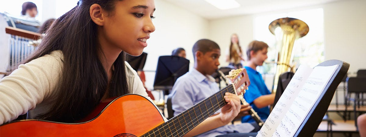 New research has investigated why there has been a steep decline in young people choosing A Level music education.