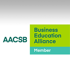 Business School - Homepage - AACSB Logo 2017