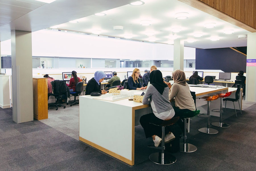 Birmingham City University Interior Architecture And Design