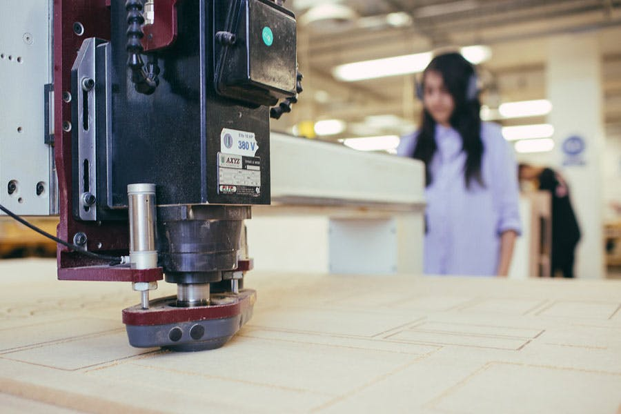 CNC Router - Arch and Design