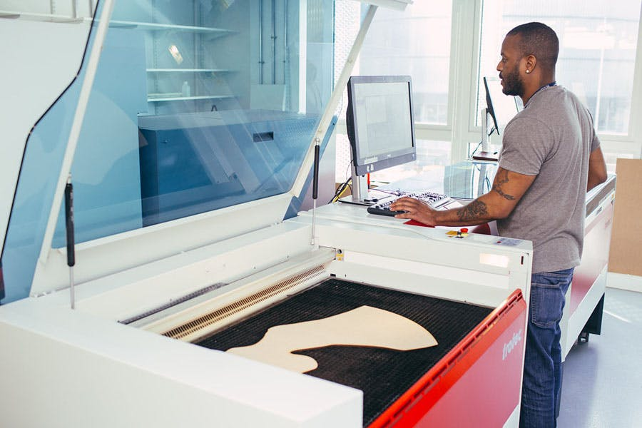 Laser Cutter - Arch and Design