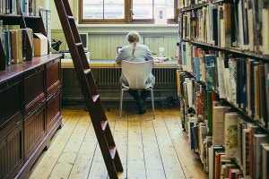 Library 2 - Art
