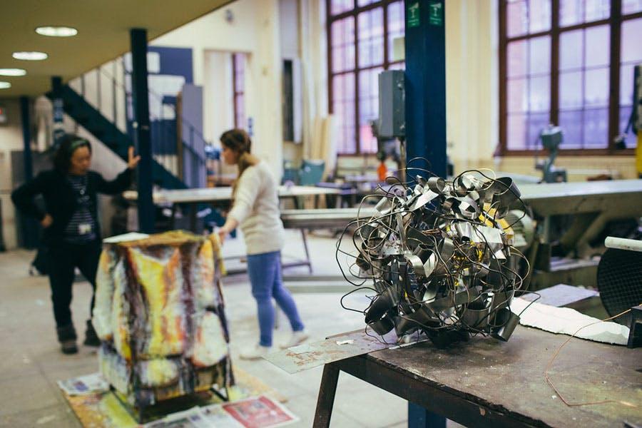 Metalwork 1 - Art