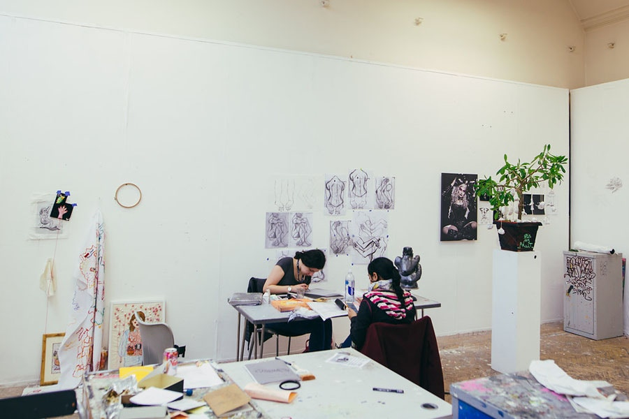 Studio Space 2 - Art
