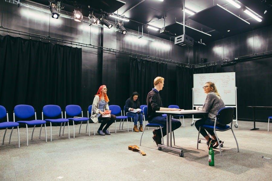 English Drama Workshop 1
