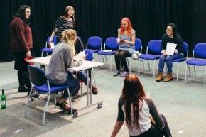 English Drama Workshop 3