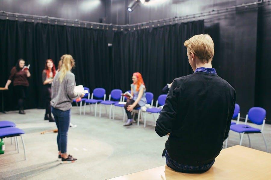 English Drama Workshop 4