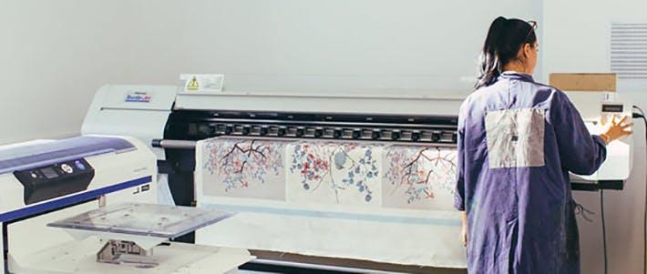MA Textile Design Overview image