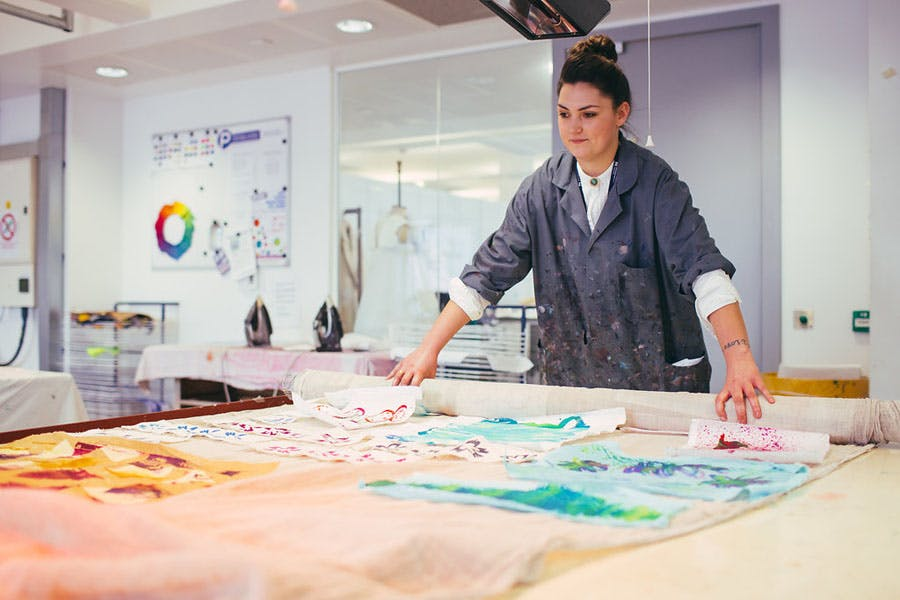Textiles Print Room Kelly Marie WS