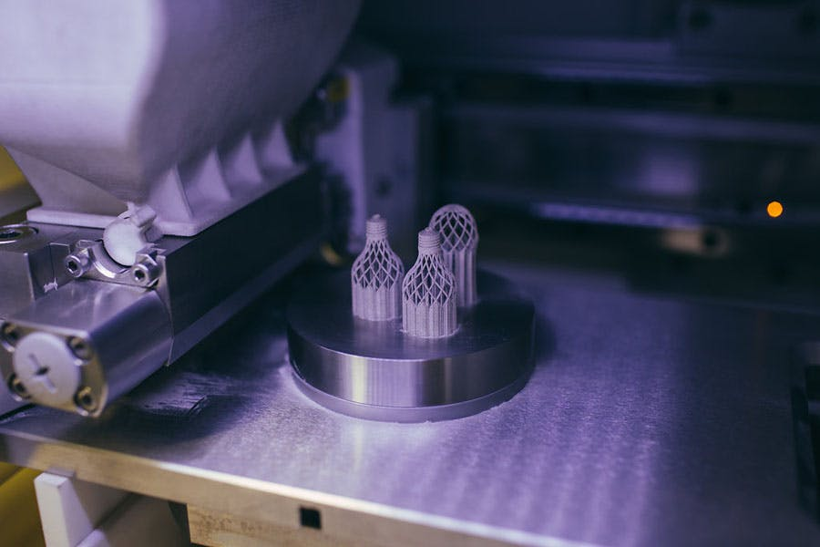 We offer state-of-the-art 3D printing and programmes.