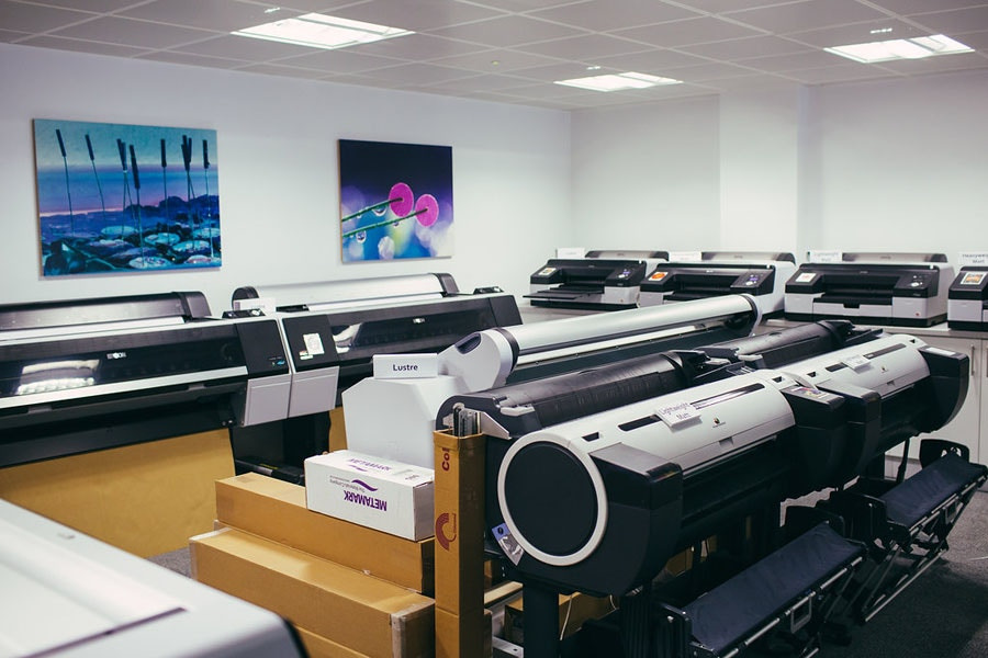 VisCom Print Room WS