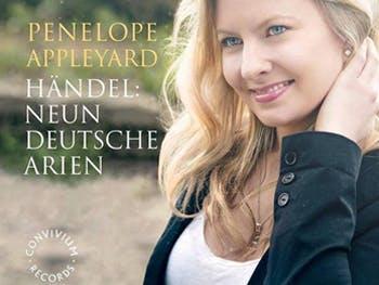 Penelope Appleyard album cover