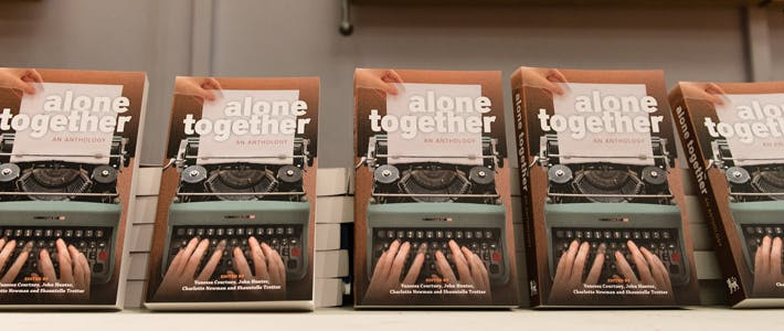 Alone Together anthology cover