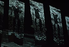 Alyssia Maisonpierre - The Bloody Chamber Projection