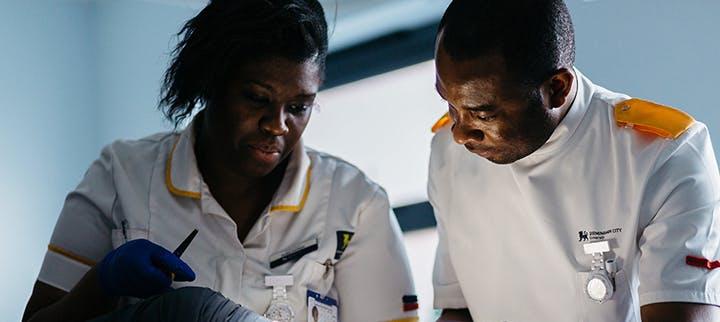 nursing and midwifery - ambition