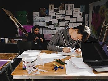 School of Art All School Project