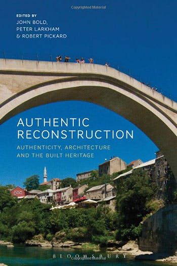 Authentic Reconstruction book cover