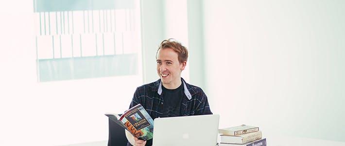 BA Hons Eng Creative Writing overview