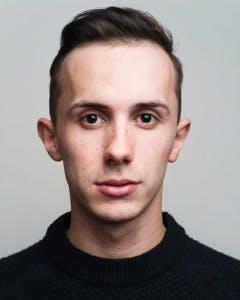 Zachary Barber Headshot